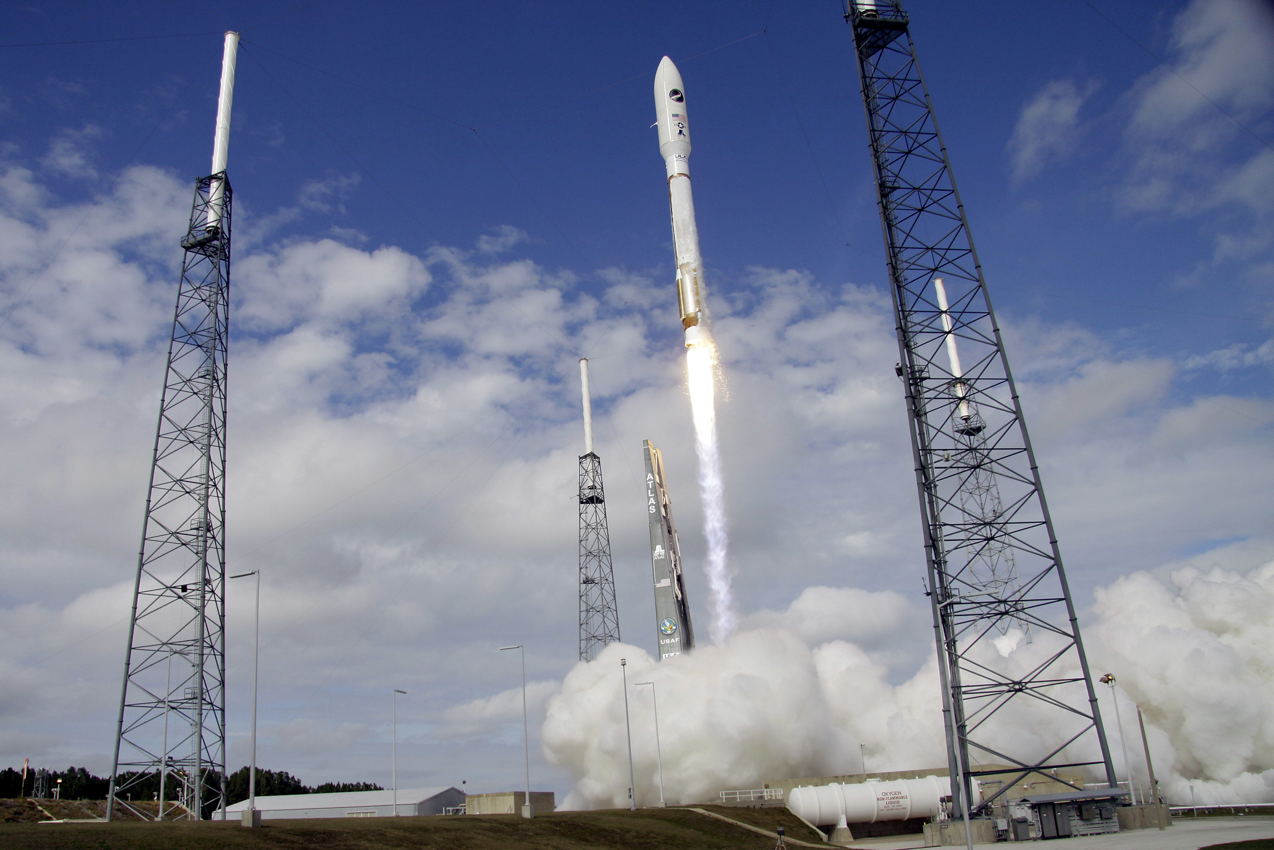 Trump Pushes Ahead With 'Space Force' Despite Hurdles