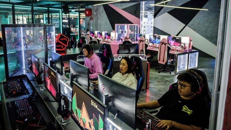 Ready (To Make Money) Player One: The Business Of Esports : NPR