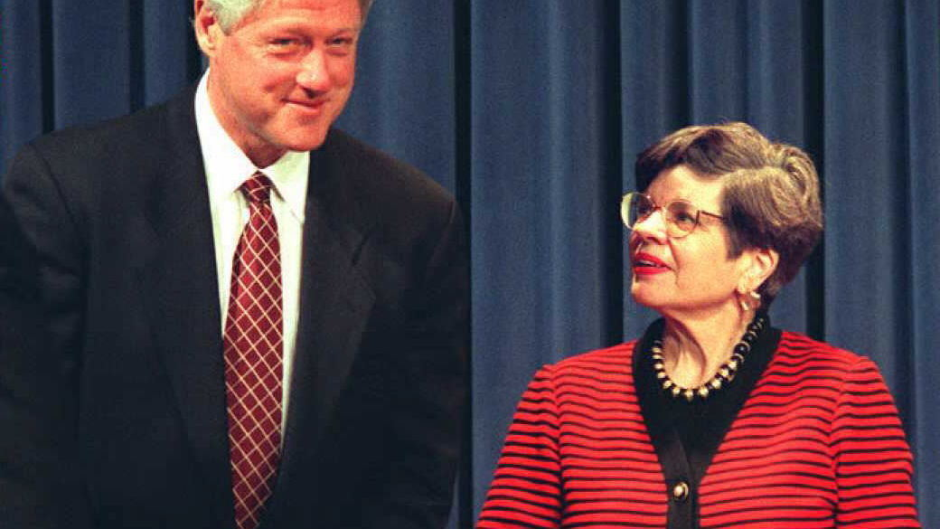 Alice Rivlin, First Woman To Serve As Budget Director, Dies At Age 88