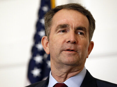 Virginia Gov. Ralph Northam Cancels Appearance At Civil Rights Forum