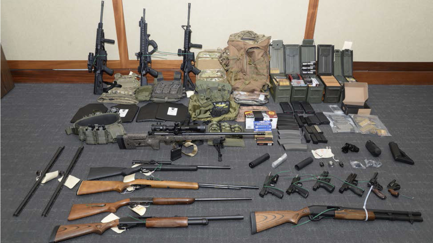 Arrested Coast Guard Officer Planned Mass Terrorist Attack 'On A Scale Rarely Seen'