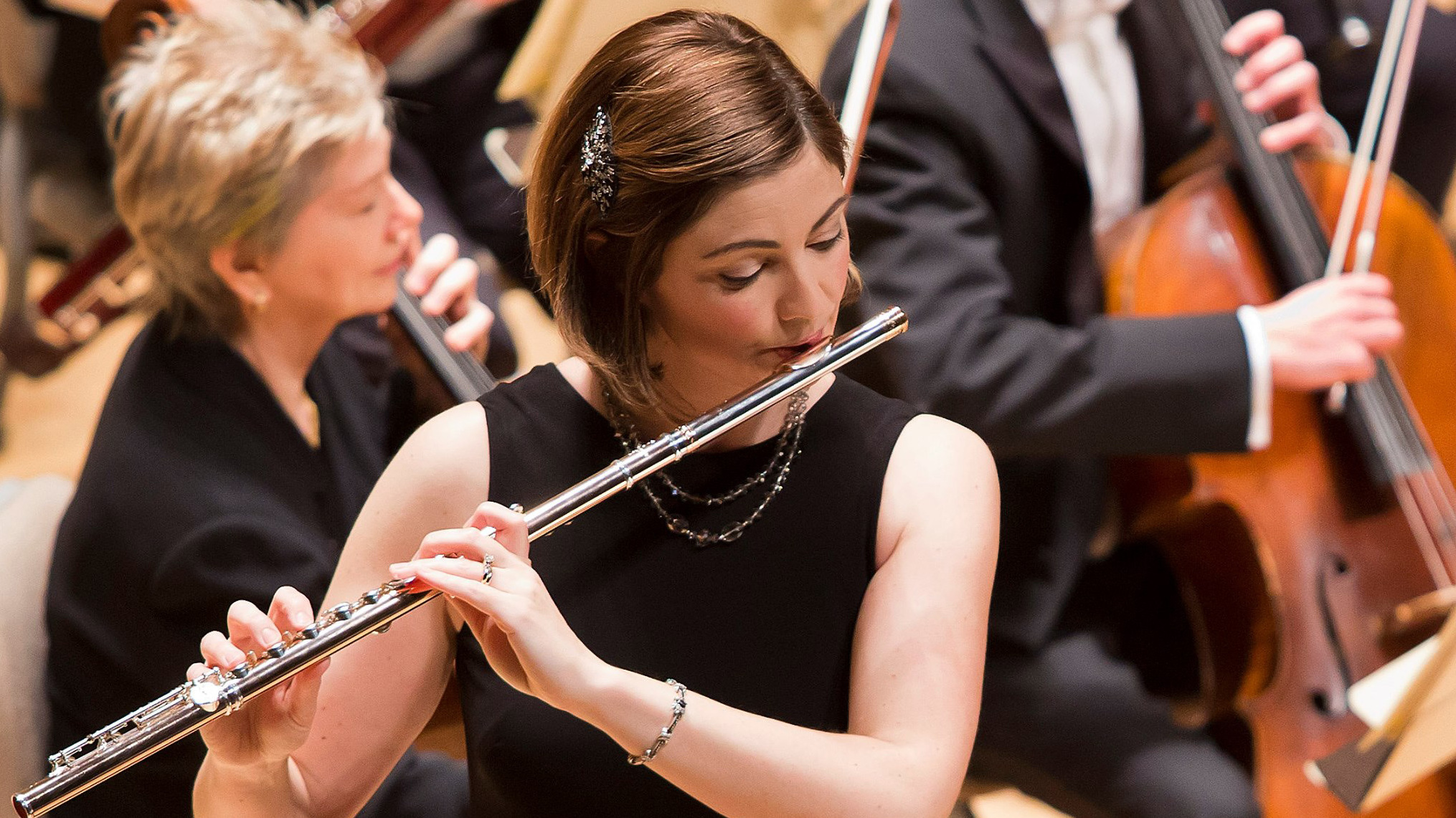 Top Flutist Settles Gender Pay-Gap Suit With Boston Symphony Orchestra