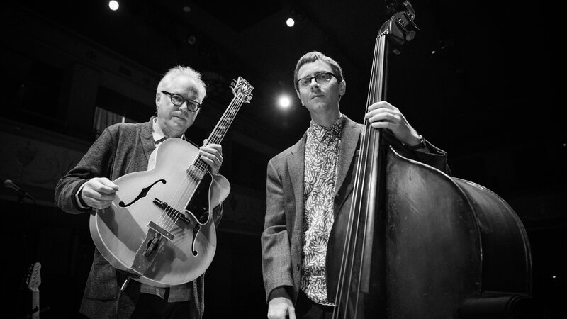 Bill Frisell And Thomas Morgan Finesse The Iconic Theme 'You