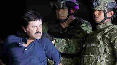 Sons Of 'El Chapo' Indicted On Drug Conspiracy Charge