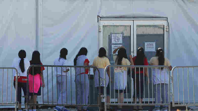 Migrant Youth Go From A Children's Shelter To Adult Detention On Their 18th Birthday