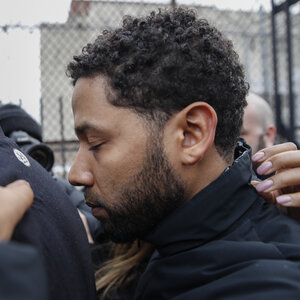Jussie Smollett 'Took Advantage Of The Pain And Anger Of Racism,' Police Say