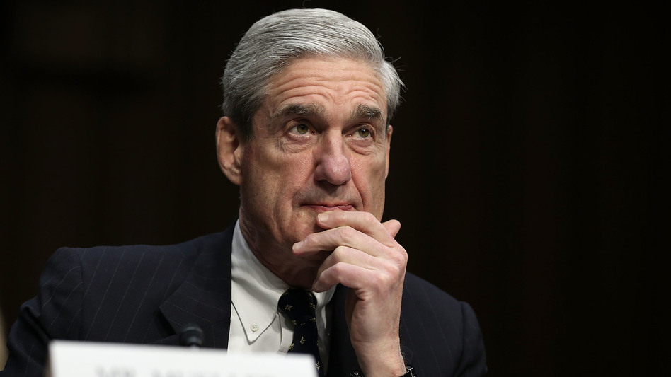 Robert Mueller testifies during a Senate hearing in 2013. The former FBI director was appointed special counsel in the spring of 2017 after President Trump fired FBI Director James Comey. (Alex Wong/Getty Images)
