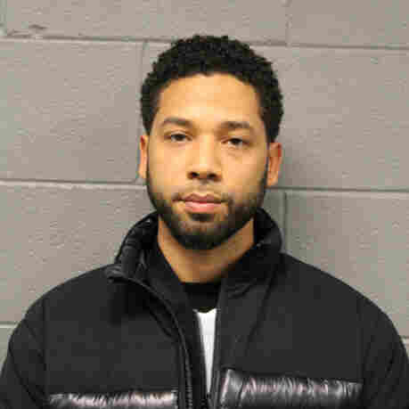 Jussie Smollett releases a scathing statement - and he's attacking someone new