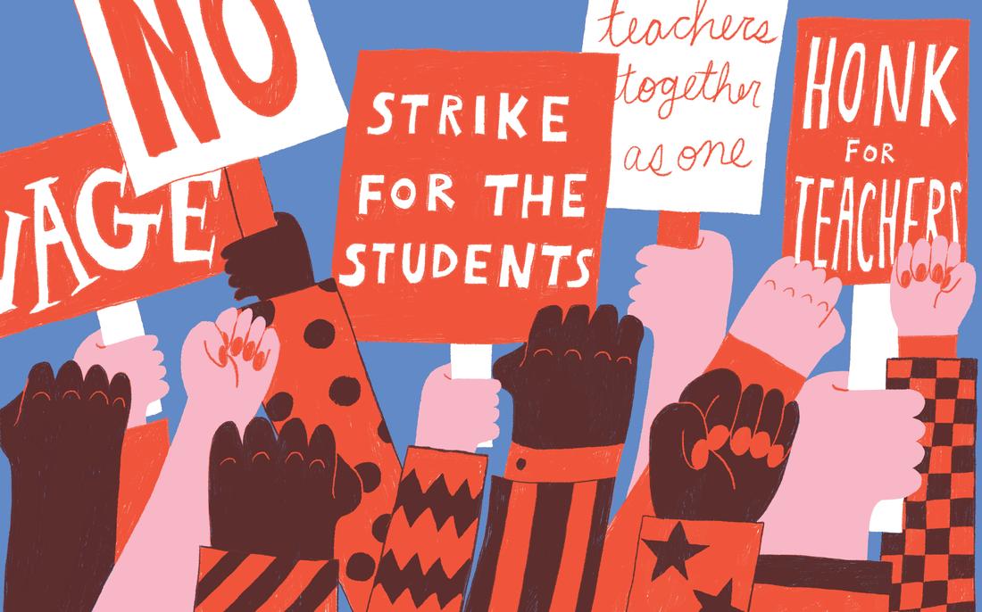 Honk for teachers