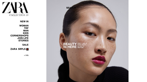 Freckled Model In Zara Ad Sparks Outcry On Chinese Social Media