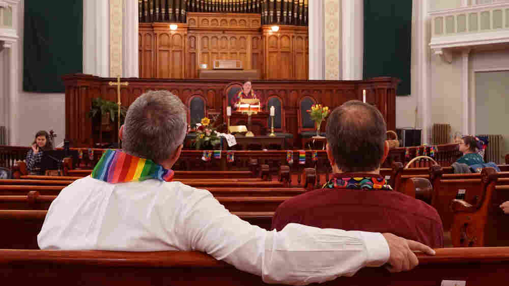 United Methodist Church To Debate LGBTQ Clergy And Same-Sex Weddings