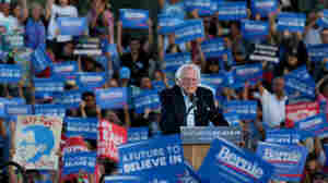 Are Democrats Ready To 'Feel The Bern' Or Is Sanders The 'MySpace' Of 2020?