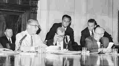 Senate Inquiry On Drug Prices Echoes Landmark Hearings Held 60 Years Ago
