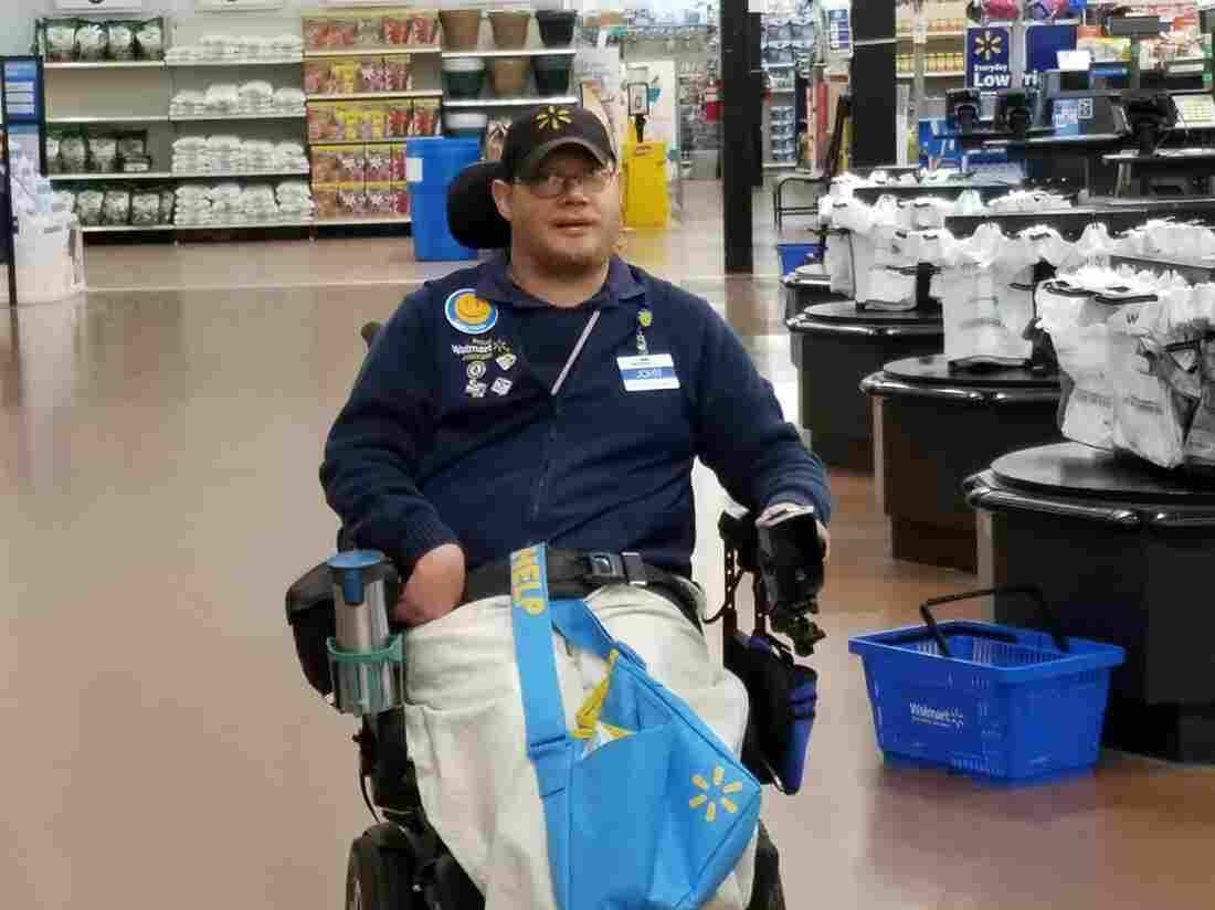 Hiring People With Disabilities Isnt Just The Right Thing >> Walmart Is Eliminating People Greeters Workers With Disabilities