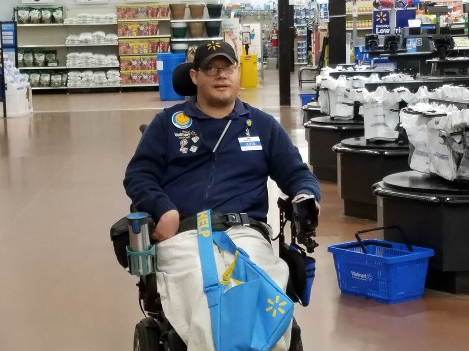 Walmart Spark Shop >> Walmart Is Eliminating Greeters. Workers With Disabilities ...