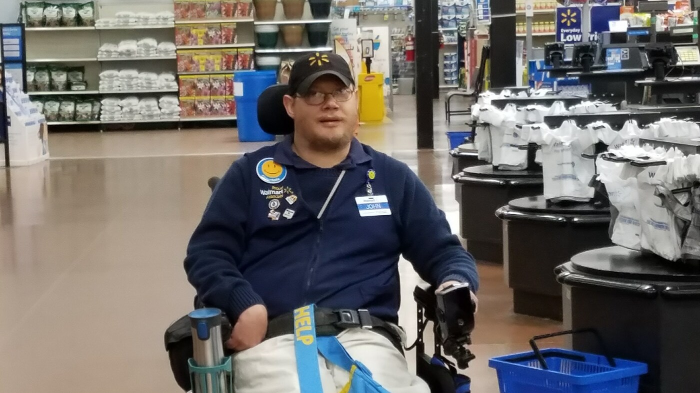 Walmart Is Eliminating People Greeters  Workers With