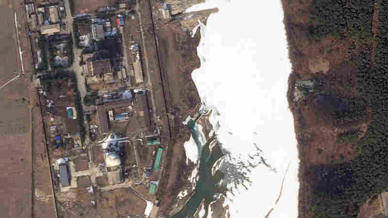 On Eve Of 2nd Trump-Kim Summit, Is North Korean Reactor Producing Plutonium?