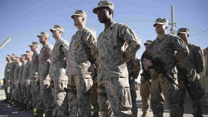 Restrictions On Deployed U.S. Troop Data Could Put 2020 Census 'At Risk'