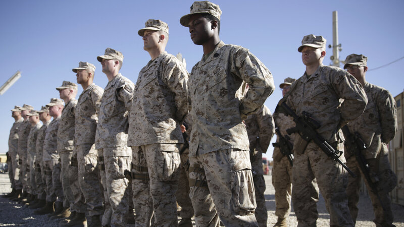 Restrictions On Deployed U S  Troop Data Could Put 2020 Census 'At