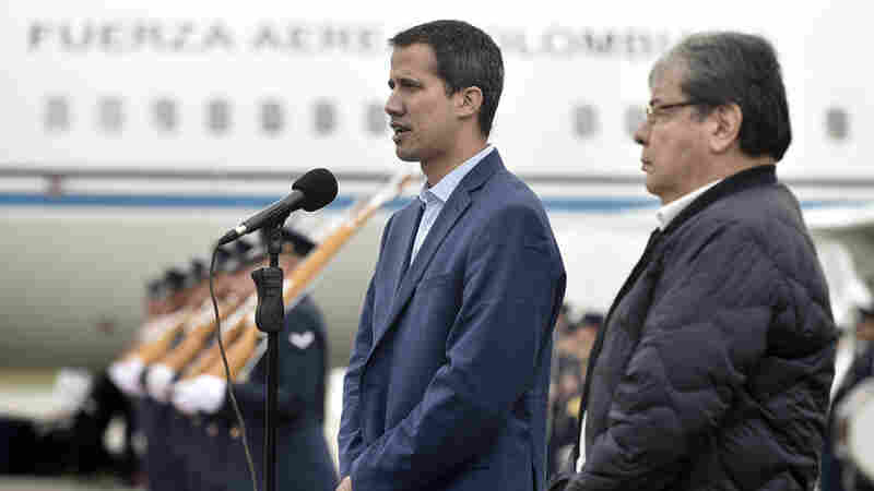U.S.-Backed Guaidó To Meet With Pence, Latin American Leaders Over Venezuela Crisis
