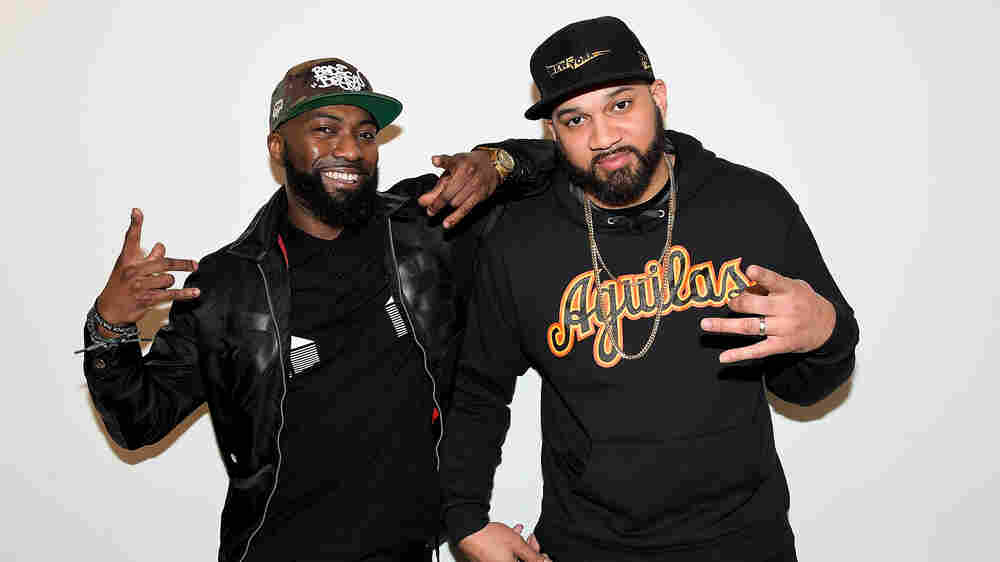 From The Bronx To Cable Stardom, Desus And Mero Are Remaking Late-Night