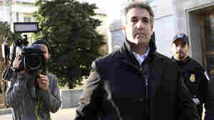 Get Caught Up On Michael Cohen, Trump's Ex-Lawyer, And His Big Week In D.C.