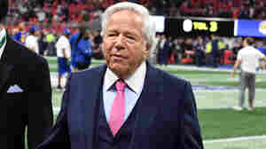 Robert Kraft Is Formally Charged With Solicitation Over Visits To Florida Day Spa