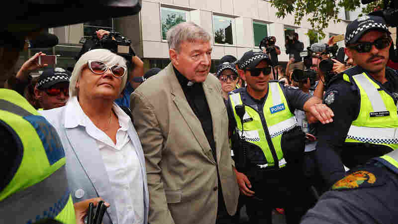 Australian Cardinal George Pell Convicted Of Child Sex Abuse