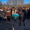 To Counter Anti-Semitism, French Women Find Strength In Diversity At Auschwitz