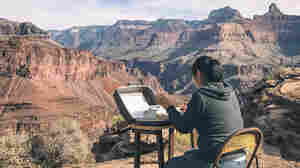 You're Just My Type: Hikers Compose Love Notes To The Grand Canyon