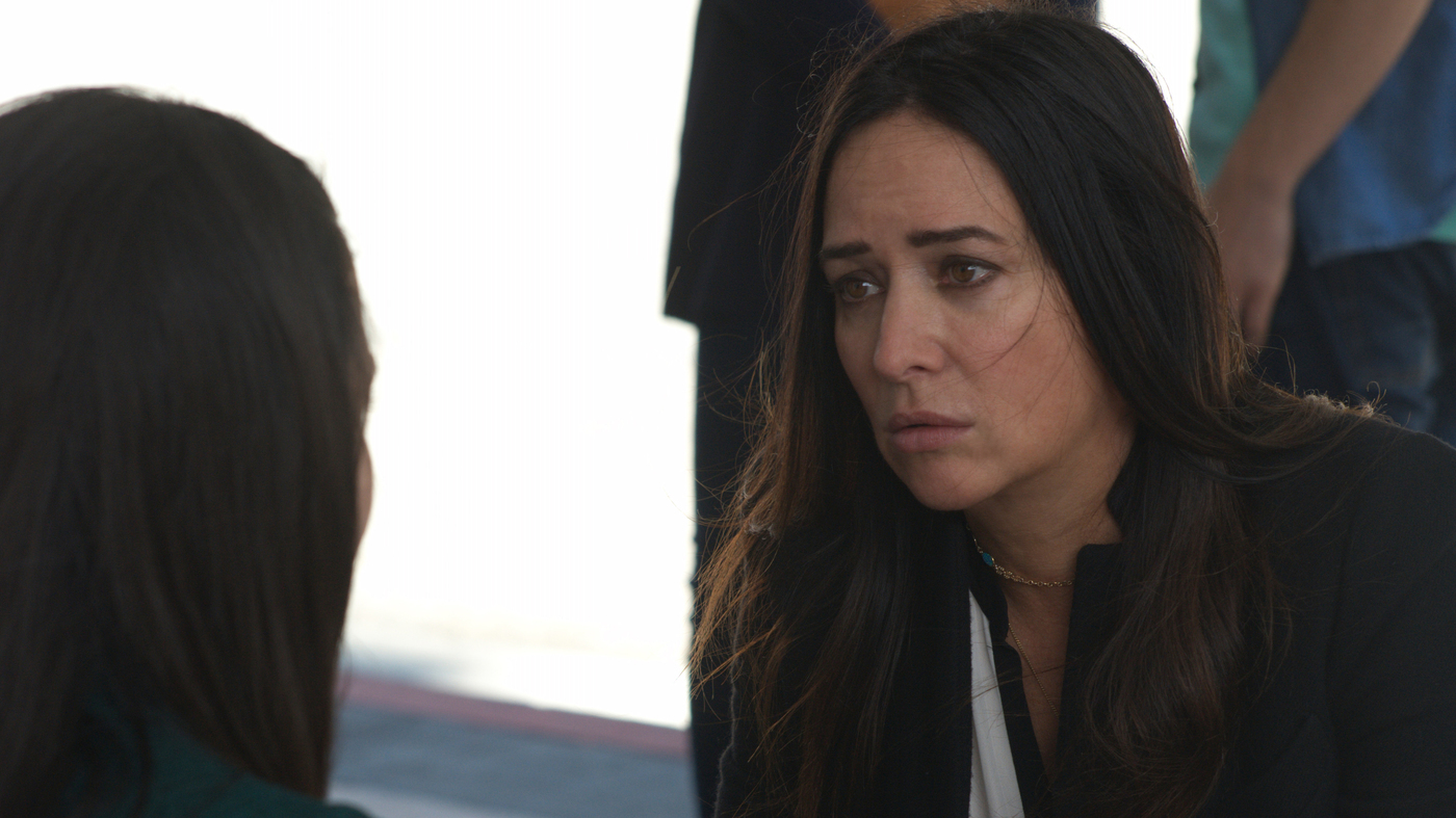 Pamela Adlon Carries On With 'Better Things' After Severing