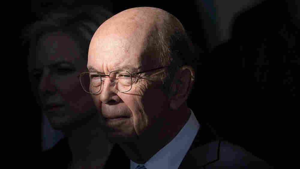 'Not In Compliance': Wilbur Ross, The Trump Official Who Keeps Watchdogs Up At Night