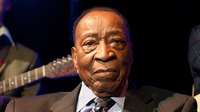 Dave Bartholomew, photographed on January 12, 2013 in New Orleans.