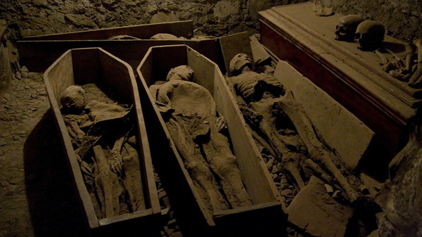 Vandals Steal Head Of 800-Year-Old Mummy In Ireland