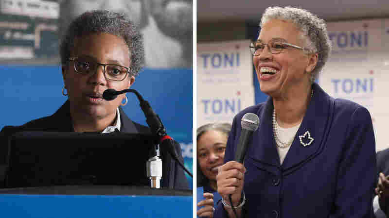 Chicago To Get Its First Black Female Mayor As Candidates Head To Runoff