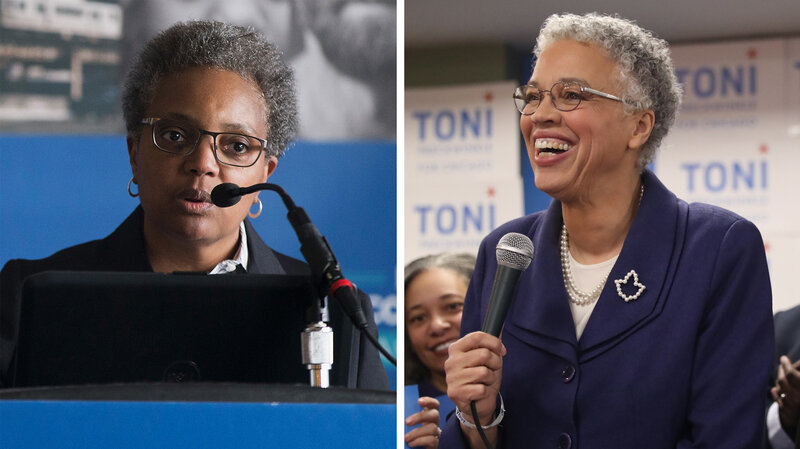 who won chicago mayoral election 2020
