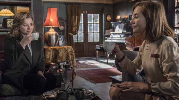 In  Greta,  A Magnetic Isabelle Huppert Plays A Deadly Game of Chat-And-Mouse