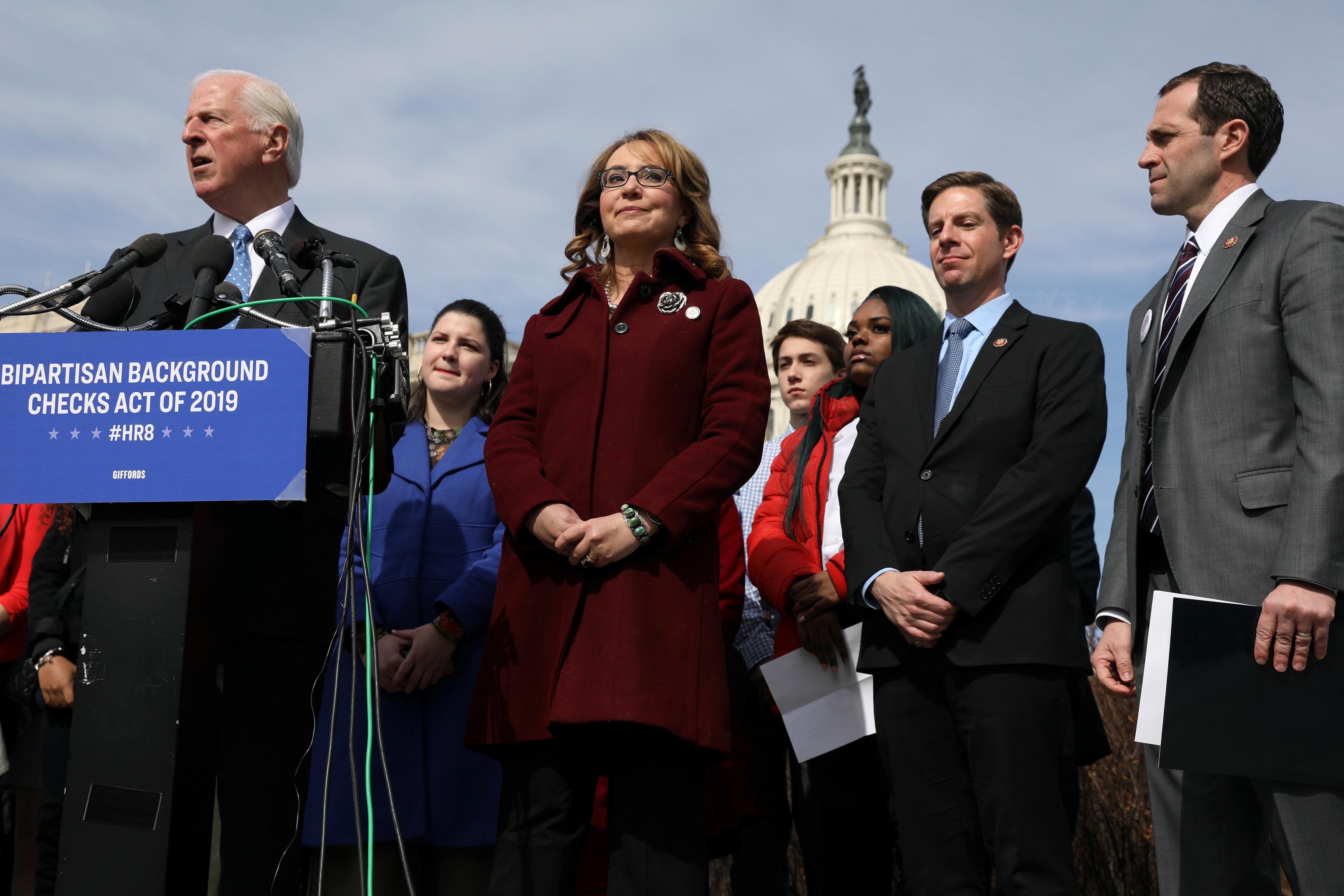House Passes Sweeping Gun Bill