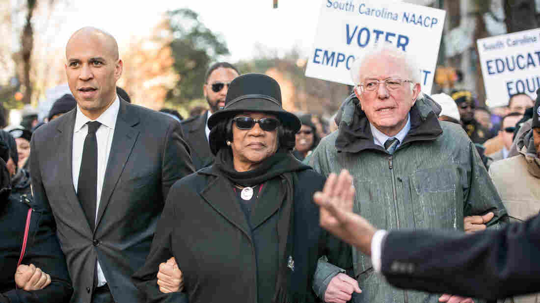 Bernie Sanders hits 2020 trail with a return to Brooklyn roots
