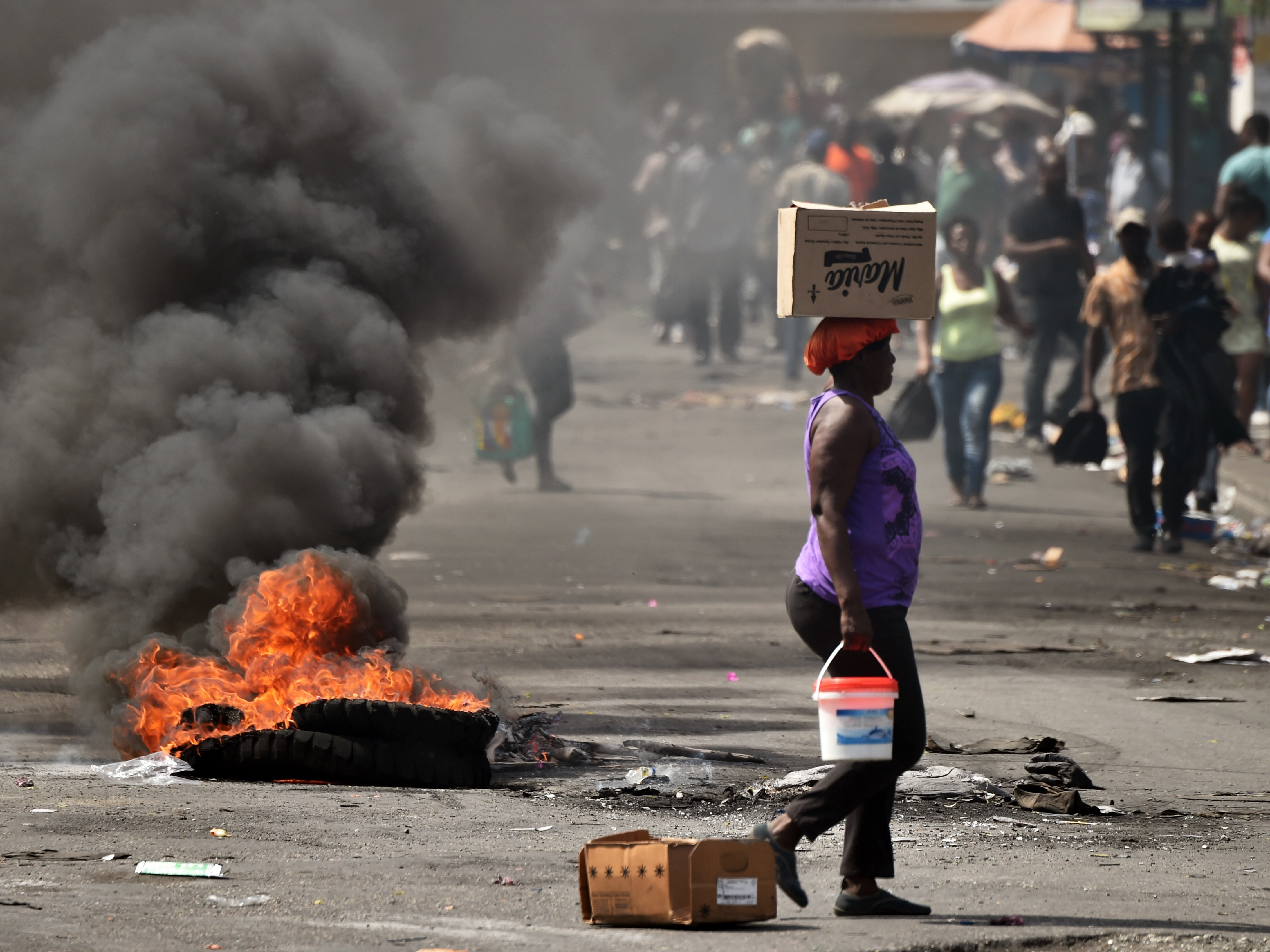 Opinion: Haiti's Troubles Must Not Be Forgotten