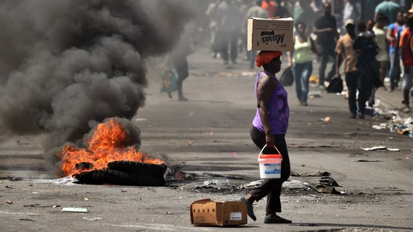 Opinion: Haiti s Troubles Must Not Be Forgotten