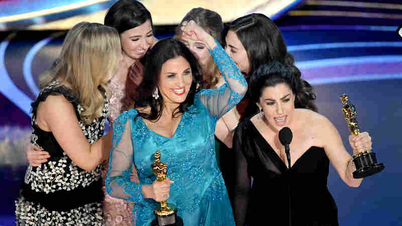 A 'Period' Movie Won The Oscar! So Why Are Some Menstrual Health Experts Ambivalent?