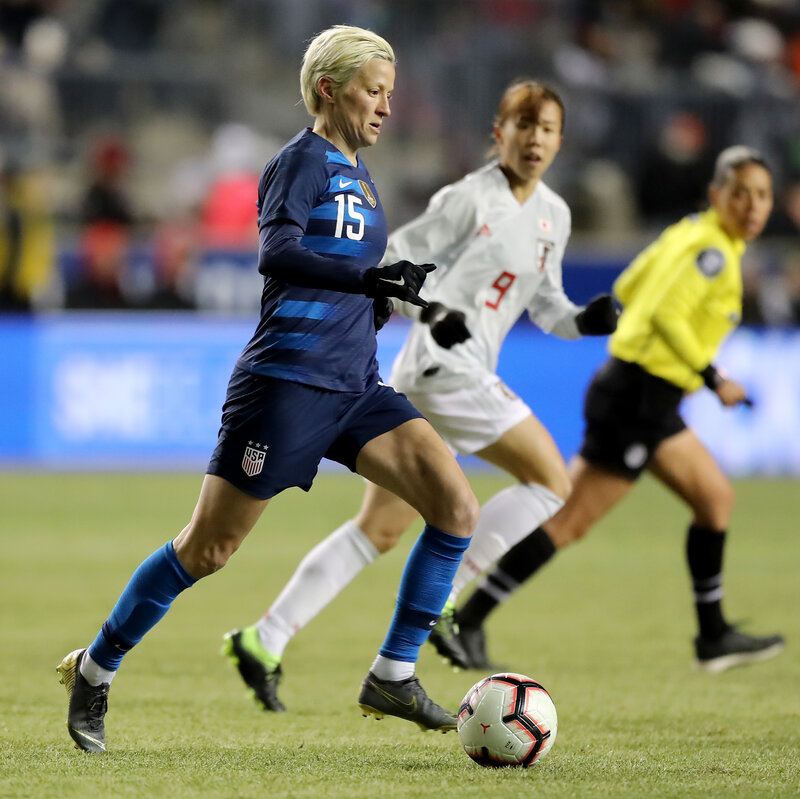 c6b22bd10 U.S. Soccer Is Sued By Women s National Team For Gender ...