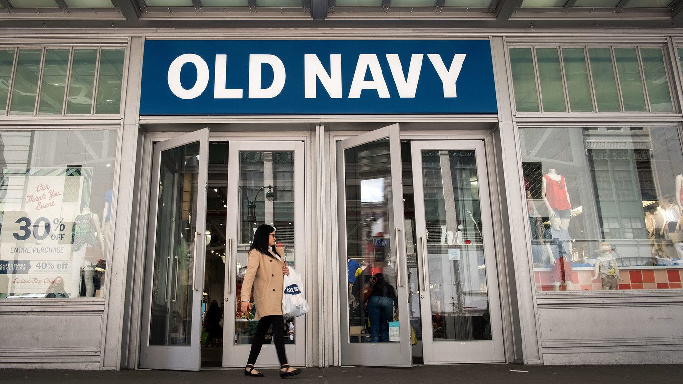 Gap To Split Into Two Companies, With Old Navy As Separate Firm