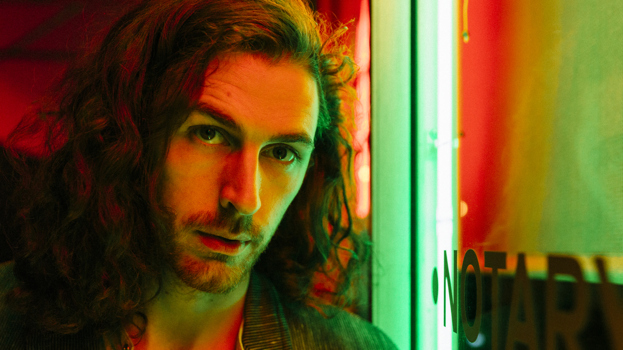Hozier's sophomore album Wasteland, Baby! is out now.