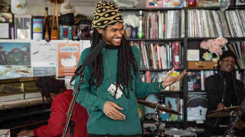 Phony Ppl: Tiny Desk Concert