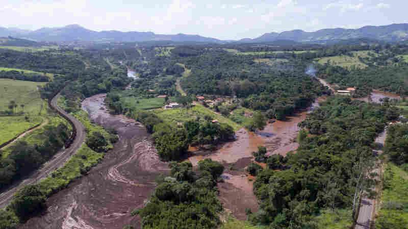 Brazil Investigates Possible Corruption Related To Dam Collapse