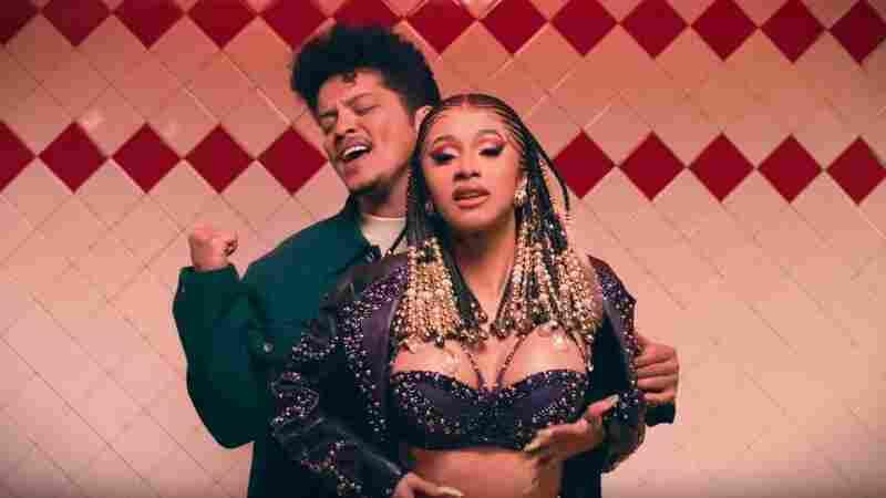 Cardi B And Bruno Mars Drop 'Please Me' Video