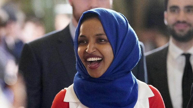 Muslim Congresswoman