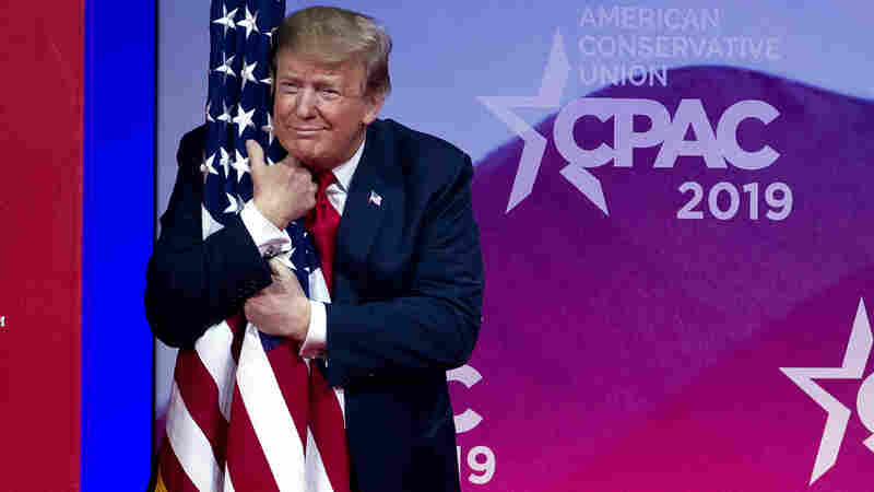 Trump Slams Russia Investigation And Green New Deal At CPAC